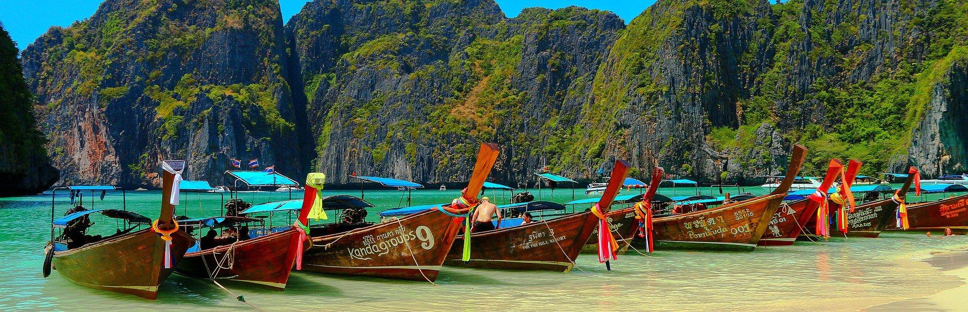 Thaiföld nyaralás utazás