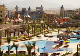Makadi Bay utazás Serenity Fun City