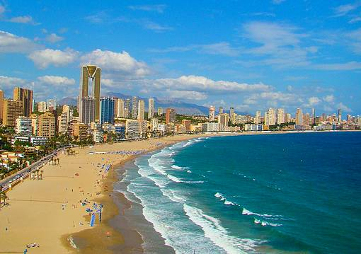 nyaralj velünk Costa Blanca