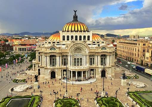 nyaralj velünk Mexikó körutazás