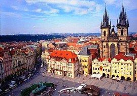 nyaralj velünk Prága utazás